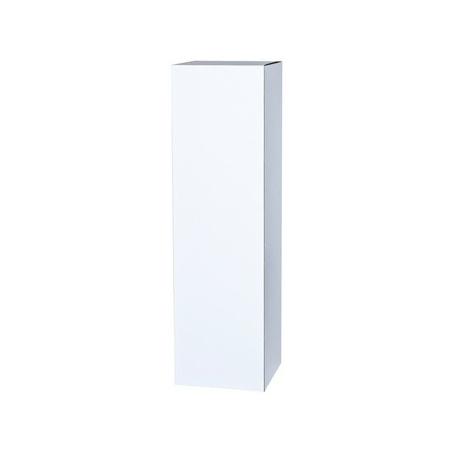 kartonnen sokkel wit, 30 x 30 x 80 cm (lxbxh)