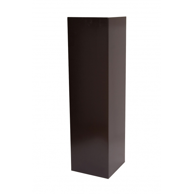 Solits sokkel zwart, 30 x 30 x 30 cm (lxbxh)
