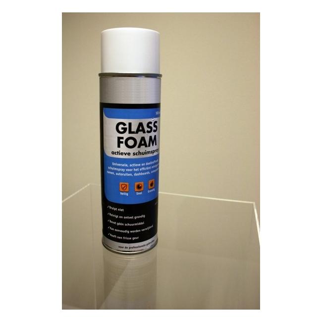 Beschermkap / vitrine reiniger