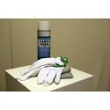 reinigingspakket voor glazen- of plexiglas sokkel of beschermkap