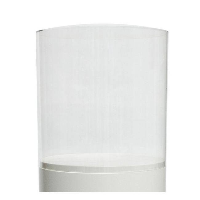 Plexiglas beschermkap rond, diameter 50 cm, hoogte 50 cm