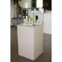 glazen vitrinekap, 35 x 35 x 35 cm (lxbxh), 6mm glas