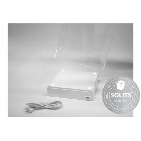accu-systeem voor LED (zonder spots)