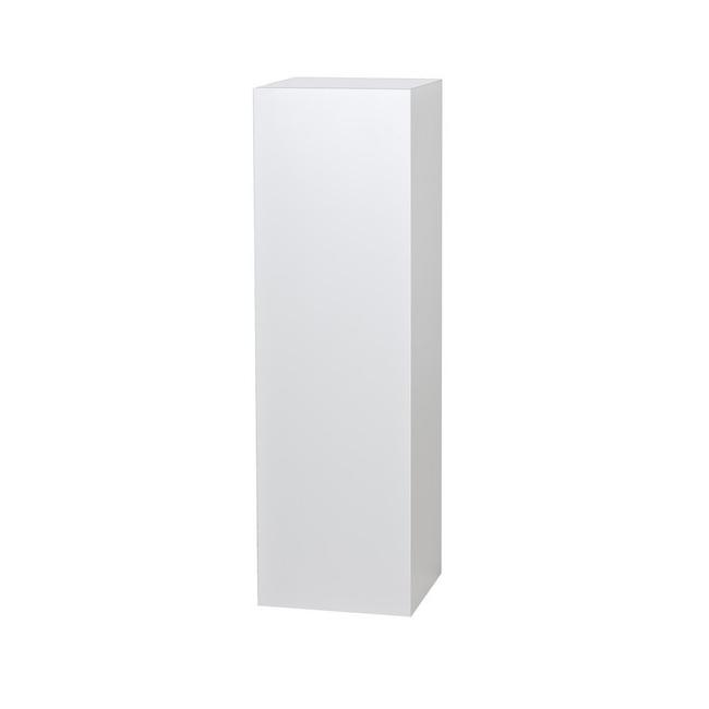 Solits sokkel wit, 30 x 30 x 115 cm (lxbxh)