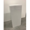 wit hoogglans 45 x 45 x 100 cm - SALE