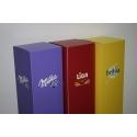 kartonnen sokkel full colour bedrukt, 30 x 30 x 100 cm (lxbxh)