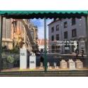 kartonnen sokkel full colour bedrukt, 45 x 45 x 100 cm (lxbxh)