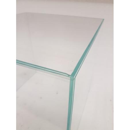 Glazen beschermkap 40 x 40 x 40 cm - SALE