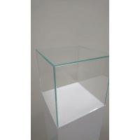 glazen vitrine kap - SALE