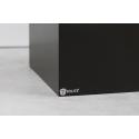 Solits sokkel zwart, 25 x 25 x 100 cm (lxbxh)