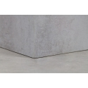 Solits sokkel betonlook, 50 x 50 x 100 cm (lxbxh)