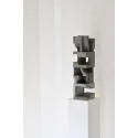 Solits sokkel wit, 20 x 20 x 110 cm (lxbxh)