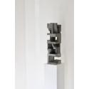 Solits sokkel wit, 25 x 25 x 100 cm (lxbxh)