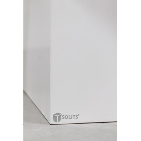 Solits sokkel 40 x 40 x 100 cm met beschermkap 40 x 40 x 40 cm, inclusief 2x LED type 1
