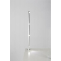 LED-Spot, Type 7L, height 405mm, 4W, Silver