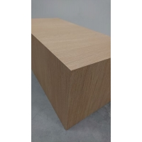 Eiken (fineer) 75 x 35 x 30 cm (lxbxh) - SALE