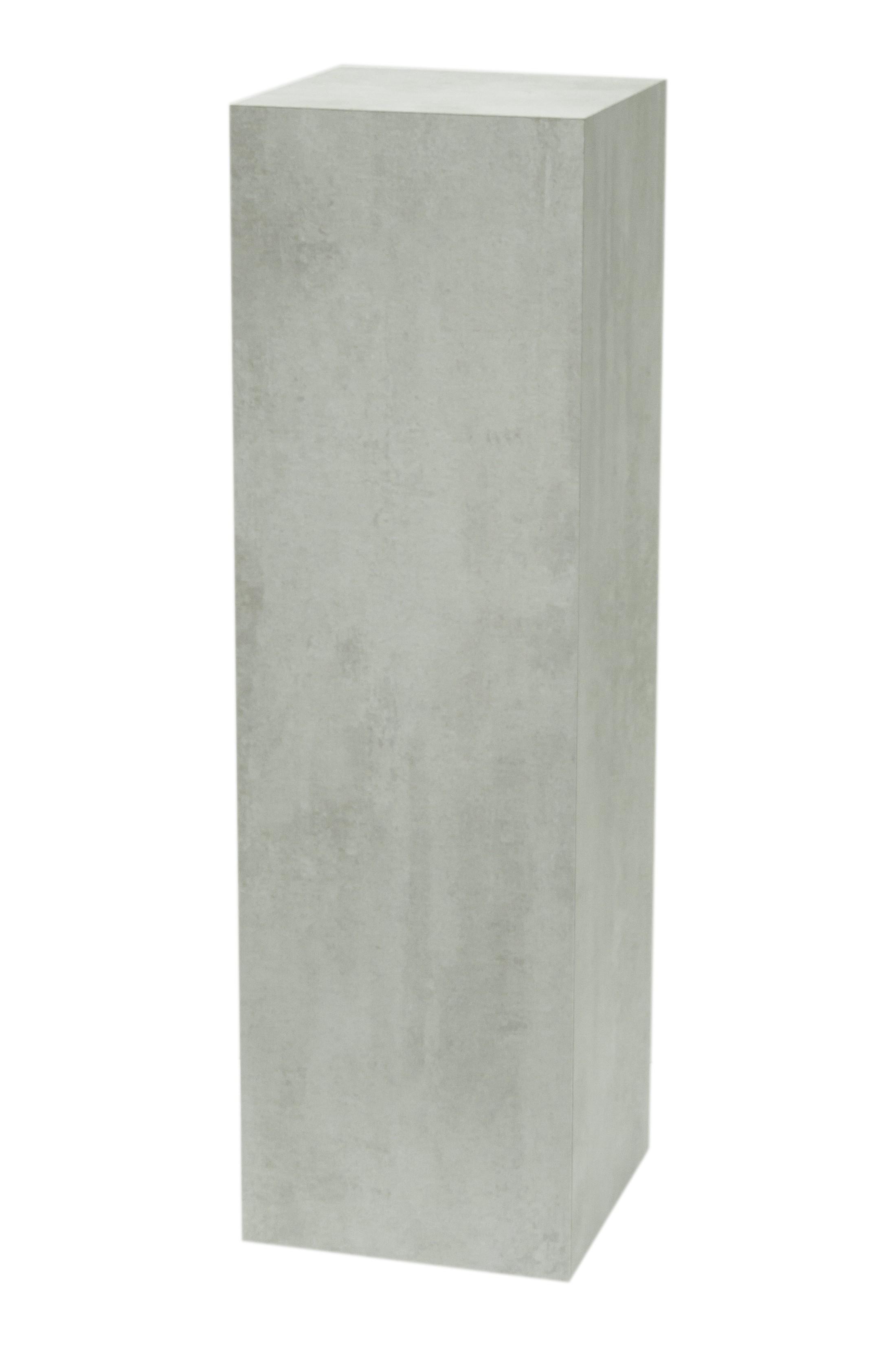 Solits sokkel betonlook