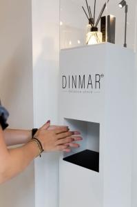 Een dispenser die uw interieur juist mooier maakt